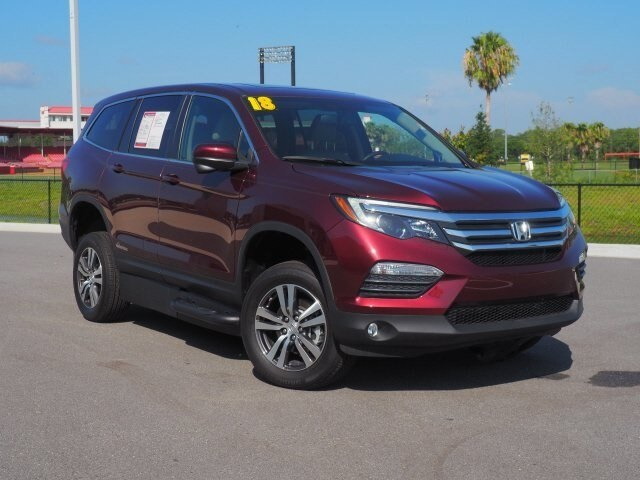 New 2018 Honda Pilot EX-L VMI Northstar E Conversion