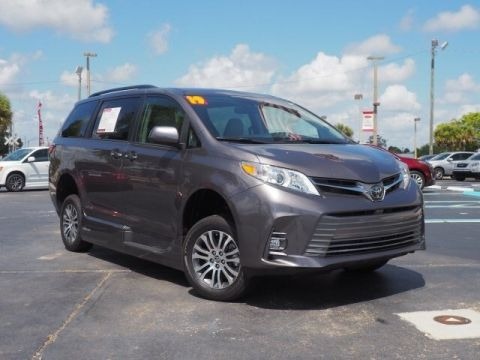 New 2019 Toyota Sienna XLE VMI NorthstarAccess360 Conversion