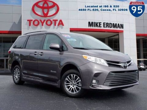 Pre-Owned 2020 Toyota Sienna